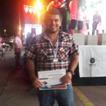 Luciano Villarreal fue elegido el mejor técnico del año