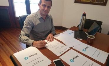 Bucca presentó nuevos proyectos en el Ministerio de Infraestructura