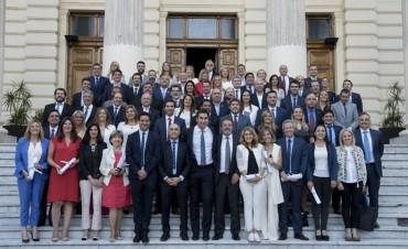 Juraron los nuevos legisladores bonaerenses por Cambiemos