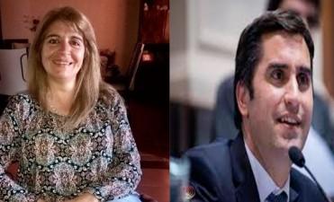 Manuel Mosca confirmó que Sandra Santos quedará a cargo de ANSES Bolívar