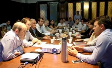El Ministerio de Producción bonaerense avanza en una agenda de trabajo junto al sector del calzado