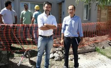Presentaron la 2° etapa de la Obra de gas en el Barrio Los Troncos
