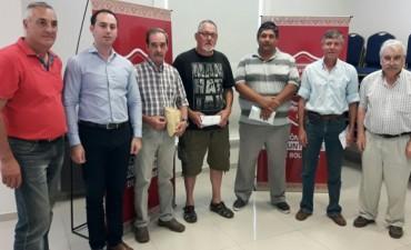 Se conocieron los ganadores de la Rifa Anual de Bomberos Voluntarios