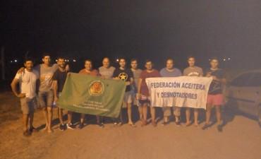 Trabajadores de la aceitera Oleaginosa tomaron la fábrica: denuncian despidos y el cese de sus salarios