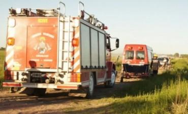 Un nene de 7 años cayó al Arroyo Chivilcoy