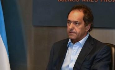 En su primera aparición del año electoral, Scioli se mostrará con Tinelli