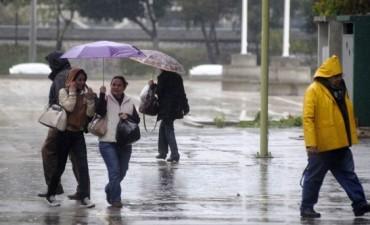 Lluvias con registros dispares en el Partido de Bolívar