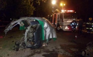 Bragado: Trágico accidente en el acceso a Bragado