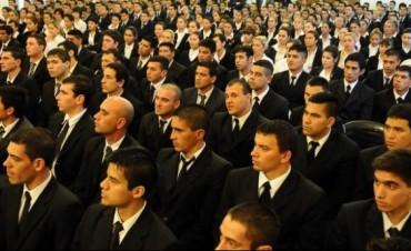 Más de 5 mil aspirantes de la Provincia se capacitan para la Policía Local