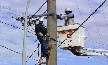 Cooperativa Eléctrica: Corte para este viernes a la mañana