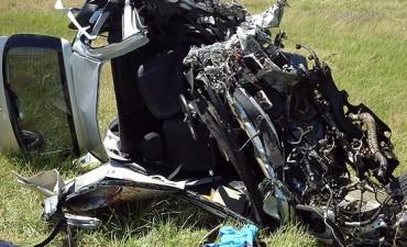 Fatal accidente en ruta 226 a la altura de Blanca Grande