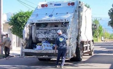 Secretaría de Espacios Públicos: Recolección de residuos pesados