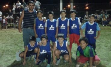 Empezó el campeonato Baby Fútbol del Club Talleres