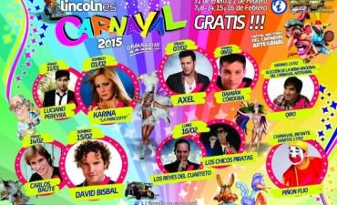 Carnavales artesanales de Lincoln