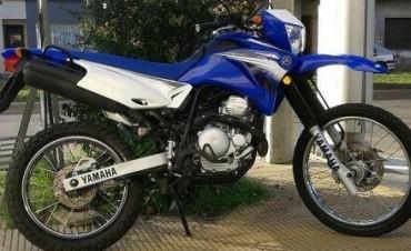 La policía recuperó la moto que había sido robada a Sergio Barrera