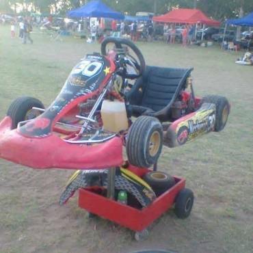 Karting: Segunda fecha del nocturno de verano en Trenque Lauquen.
