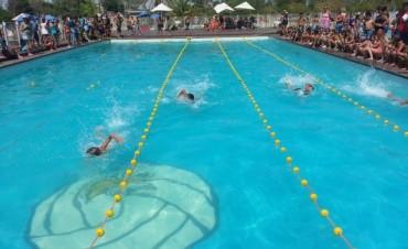 2º Torneo de Natación en el Club Ciudad de Bolívar