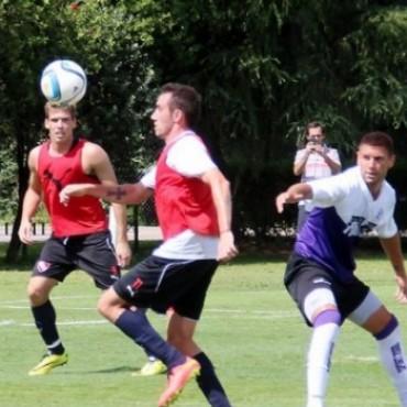 El Ascenso: Empezó a rodar la pelota