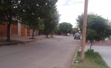 Pehuajó: Tres bolivarenses fueron detenidos esta madrugada, después de una persecución