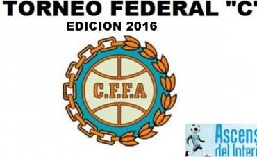 Torneo Federal 'C' 2016: Reglamento