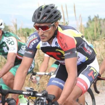 Ciclismo 'Vuelta de San Juan': Juan Pablo Dotti esta 4° en la general