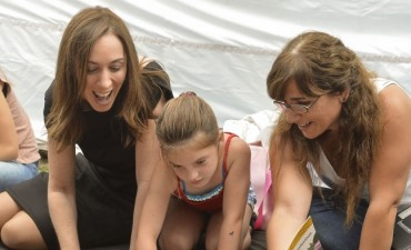 Vidal inauguró el programa Escuelas Abiertas en Verano que brinda actividades para 200 mil alumnos
