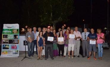 Se entregaron los premios del concurso 'Navidad en mi Ciudad'