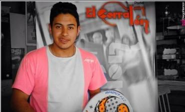 Falleció el jugador de pádel argentino, Elías Estrella