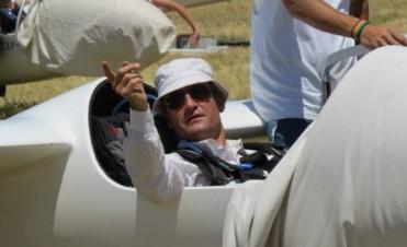 Lanzinetti ubicado en la 4ta. posición en el 2º Campeonato Nacional de Clase Club