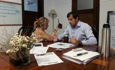 Bali Bucca: 'Trabajamos desde la oposición en sentido favorable a la Gobernadora, porque en definitiva queremos construir'