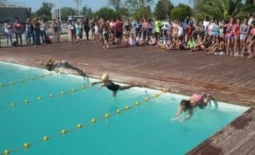 El Club Ciudad realizará 3º torneo de natación con otras colonias