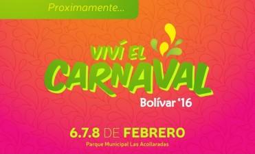 """El Municipio ya trabaja en el """"Carnaval 2016"""""""