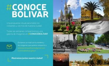 #ConocéBolívar: una propuesta visual para los bolivarenses
