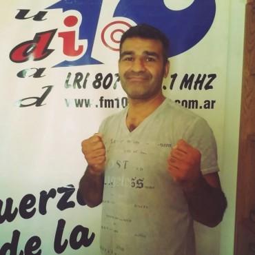 Boxeo: El púgil Walter Cabral peleará en el 'Espacio Clarín' en la ciudad de Mar del Plata