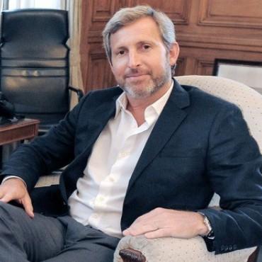 Frigerio recibe a los partidos políticos para avanzar en la reforma electoral