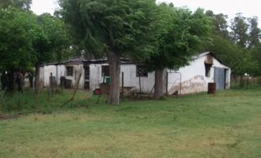 Herrera Vegas: Tras incendio en la zona rural, hallan a un bolivarense sin vida