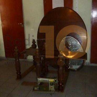 Tras allanamiento se encontraron los muebles robados en una vivienda de calle Alberti