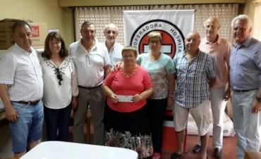 Se entregaron los premios de la Campaña de 'Socios Protectores' del Hospital 'Capredoni'