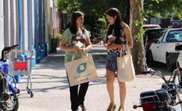¡Nunca me dejes! A partir de este 1 de enero comenzó a regir la ordenanza municipal que regula la entrega de bolsas en supermercados y autoservicios