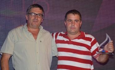 Gustavo Pendas ganador de los Premios Mística en Automovilismo