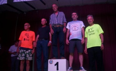 Bolivarenses participaron de la 51° Maratón de Reyes en Trenque Lauquen