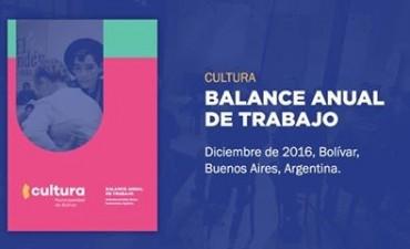 La Dirección de Cultura Municipal realizó un balance del trabajo del 2016