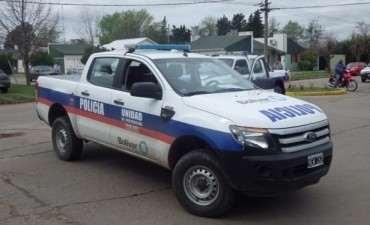 Parte Policial: Tres robos, dos en flagrante delito, y una infracción a la Ley de Estupefacientes