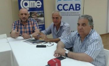 Se presentó en Bolívar la Cámara de Comercio Automotor del Centro de la Provincia de Buenos Aires