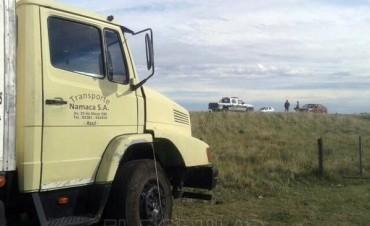 Ruta 51: Asesinaron de un tiro en la espalda a un camionero