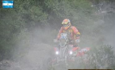 Rally Dakar 2017: Pando logró dar la vuelta, y luego del enlace de Río Cuarto a Buenos Aires hará podio
