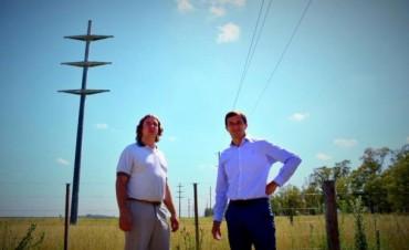 El intendente Bucca brindó información sobre las fallas que generaron cortes de luz