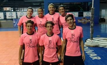 BOLÍVAR SALUDABLE: Se desarrolla un Torneo de Cesto y comenzará uno de Handball en el Complejo