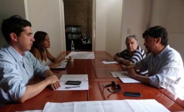 La Comisión Directiva de la Cámara Comercial e Industrial de Bolívar se reunió con integrantes de la Secretaría de Asuntos Agrarios Municipal