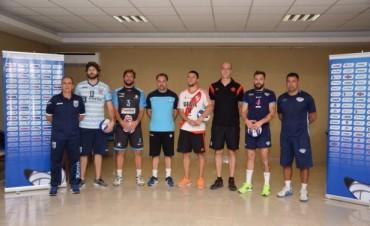 Se realizó la presentación oficial del Final 4 Pre-Sudamericano